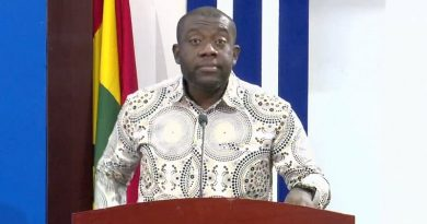 Deal with threats against journalists – Oppong Nkrumah charges security agencies