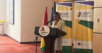 Delight for Attorney General's office, CHRAJ, others as EUs ARAP programme ends successfully