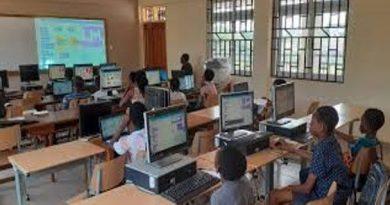 Digital education in Ghana