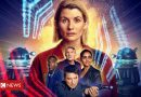 Doctor Who Christmas special to be offered in 4K HDR on iPlayer