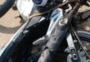 E/R: Two dead in head-on motorbike crash with vehicle