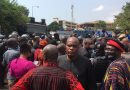 Election 2020: NDC MPs clash with police; blocked from petitioning EC