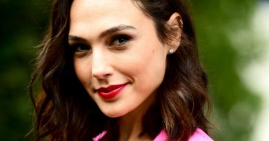 Gal Gadot Thinks Wonder Woman is a Red Lipstick Genius