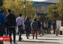 Google fired employees for union activity, says US agency