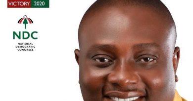 Gun blazing men reportedly attacked newly elected Keta MP