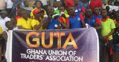 GUTA vex over recent market fires