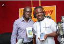 Happy FM rewards Nyansa Boakwa as 2020 Best Employee