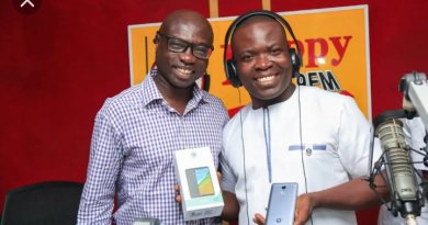 Happy FM rewards Nyansa Boakwa as 2020 Best Employee