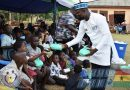 IHRC Ghana and Bonabear Foundation fetes 1,000 on Boxing Day