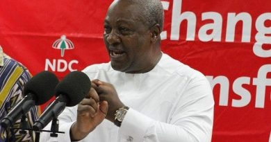 I'm unwilling to accept fictionalised results of flawed election – Mahama
