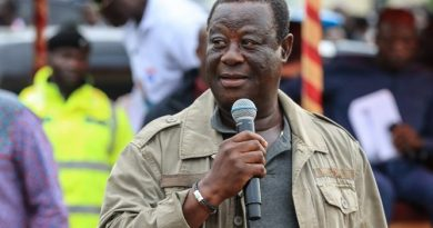 Immediately fix portions of Pokuase-Nsawam road – Roads Minister to contractors
