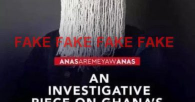 I've no investigative work on Ghana's election 2020, ignore fake reports — Anas confirms to ModernGhana