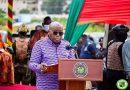 Ivorian President Alassane Ouattara congratulates President-Elect Akufo-Addo