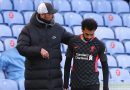 Klopp rejects speculation over Salah exit