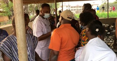 MP–Elect for Old Tafo hits the ground running with constituency stakeholder development engagements