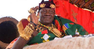 New Juaben: Krontihene Fights Omanhene For Holding 'occult Meeting'