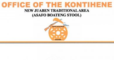 New Juaben Traditional Council Virtual Meeting: Kontinhene punches holes into its legitimacy