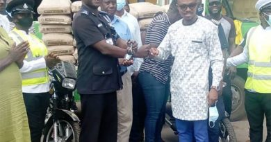 New Kwesimintsim MP supports Police