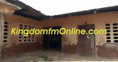 Nkurakan RC Primary School dilapidated structure a ticking time bomb, death trap