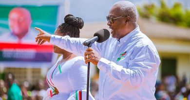 No petty trader will pay income tax in my next gov't — Mahama promises