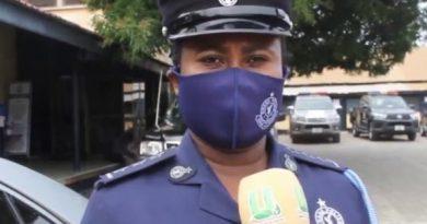 Police deny arrest of man behind market fires