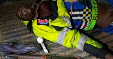 Police gun down robber on Buipe-Tamale road