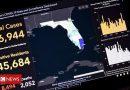 Police raid home of Florida Covid-19 tracker creator