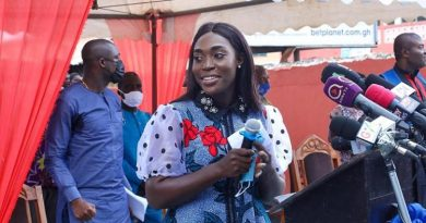 Rebecca Foundation and Dakoa Newman commissions Okaikwei South library