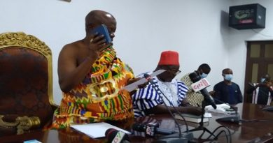 Reconstituted National House of Chiefs holds maiden meeting