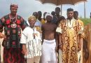 South Tongu chiefs perform rituals for peaceful 2020 election