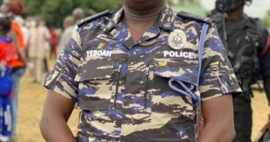 Take personal security seriously in Yuletide – Ho Police
