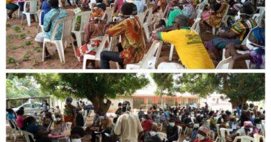 Torgbui Korbadzi III organises free health screening at Gefia