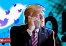 Trump Twitter 'hack': Police accept attacker's claim