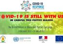 UN In Ghana & Partners Call On The Public To Adhere To Covid-19 Protocols During The Festive Season