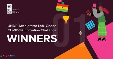 UNDP Ghana announces 22 winners of its COVID-19 Innovation Challenge