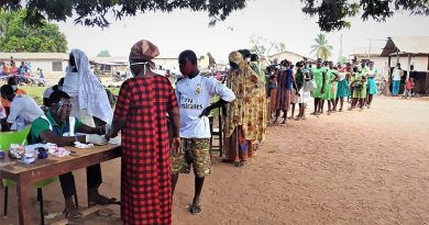 Voting progresses peacefully in Atebubu-Amantin Constituency