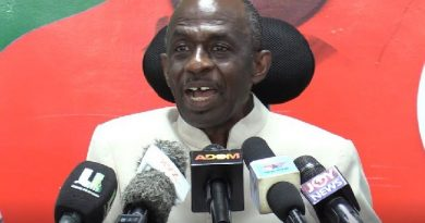 'You've a problem with logic, English if you say 'any idiot can go to court' because you don't understand it — Asiedu Nketia