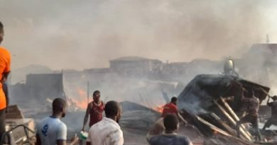 A/R: Relocate squatters at Dagombaline to stop recurring fire outbreaks – GNFS