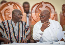 Akufo-Addo, Bawumia sworn into office for 2nd term