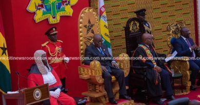 Akufo-Addo to present final State of the Nation address on Tuesday