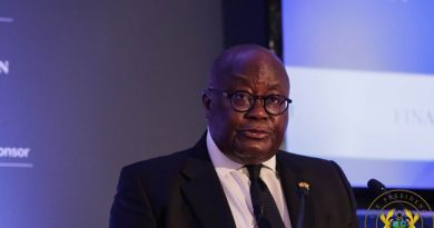 Akufo-Addo urges ECOWAS members to contribute cash to fight terrorist activity in sub-region