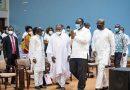 Allan Cash makes surprise donation toCCC Mewura Boafo Foundation
