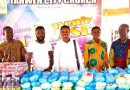 Ashanti Region: Yahweh City Church organises Christmas Party to underscore the value of Christian solidarity