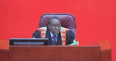 Bagbin reveals what he would've been doing If he wasn't elected Speaker of Parliament