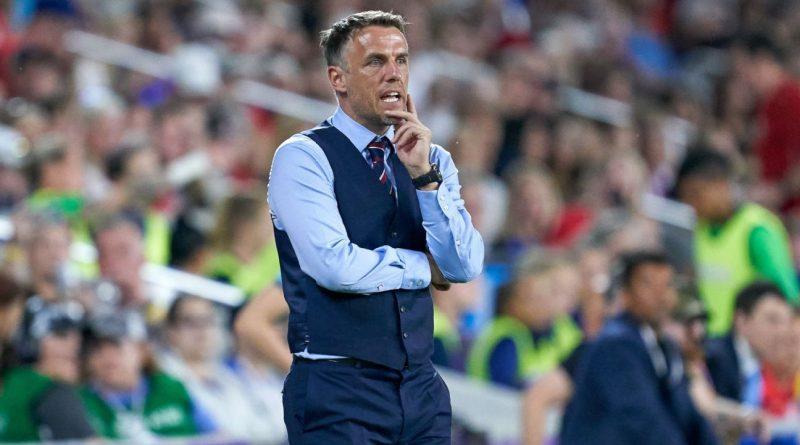 Beckham, Inter Miami name Neville new coach