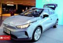 China's Baidu and Geely partner up for smart cars