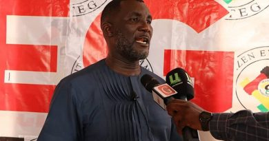CITEG President lauds Brig. Gen. Abraham Nsiah Yeboah for providing accommodation for soldiers