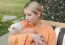 Emma Roberts Shares First Photo of Her Baby Boy Rhodes Hedlund