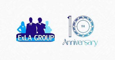 ExLA Group Celebrates 10th Anniversary