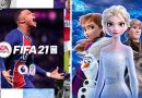 Fifa 21 and Frozen 2 top digital sales of 2020